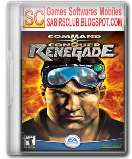 Command & Conquer Renegade PC Game Free Download