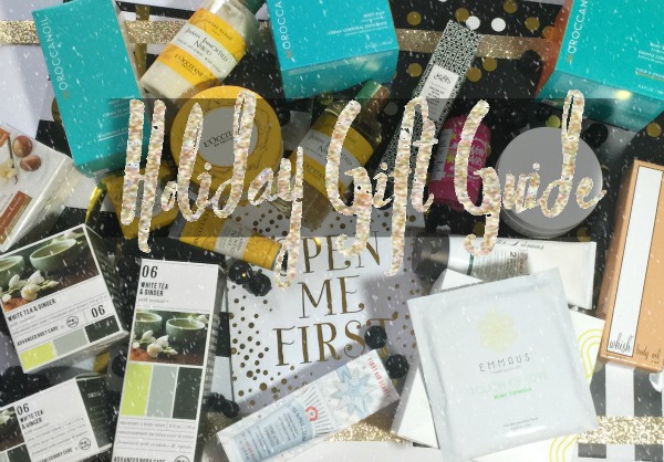 Holiday Gift Guide Bath & Body Care