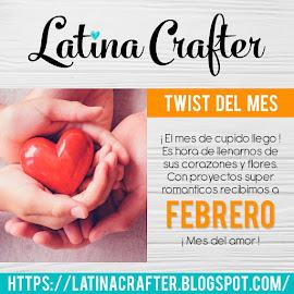 """Twist Mes de Febrero 2019 """"Corazones"""""""