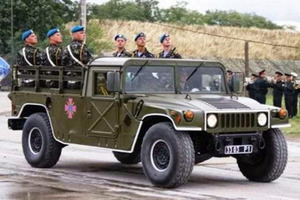 HMMWV M1097A2 3303 Р1