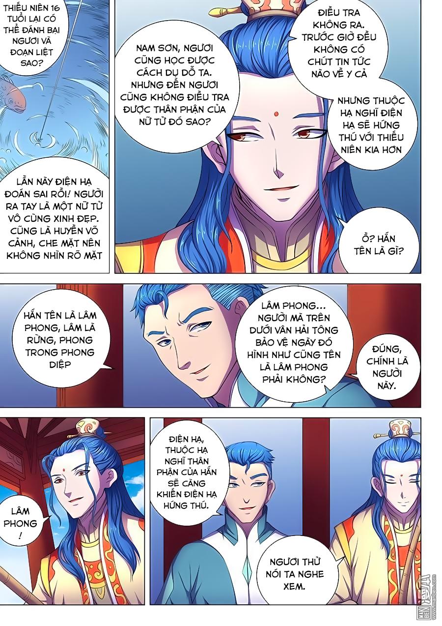 Tuyệt Thế Võ Thần chap 187 - Trang 4