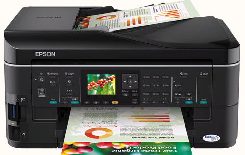 Epson ME™ Office 960FWD Drivers update