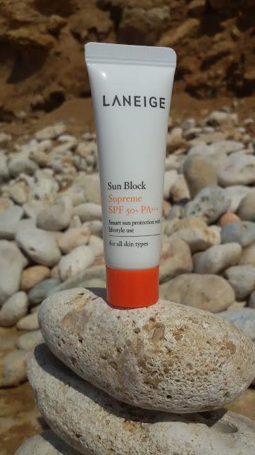 Laneige Sun Block Supreme SPF 50+ PA+++