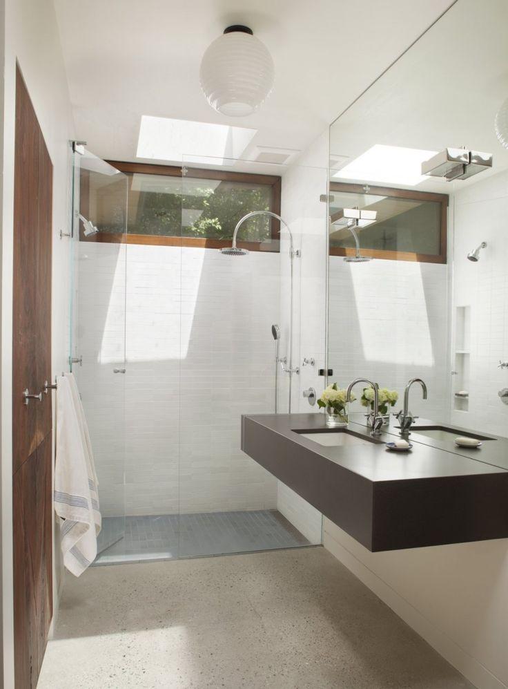 blog de decoração  Arquitrecos Box para chuveiro o que é preciso saber sob -> Banheiro Pequeno Largura
