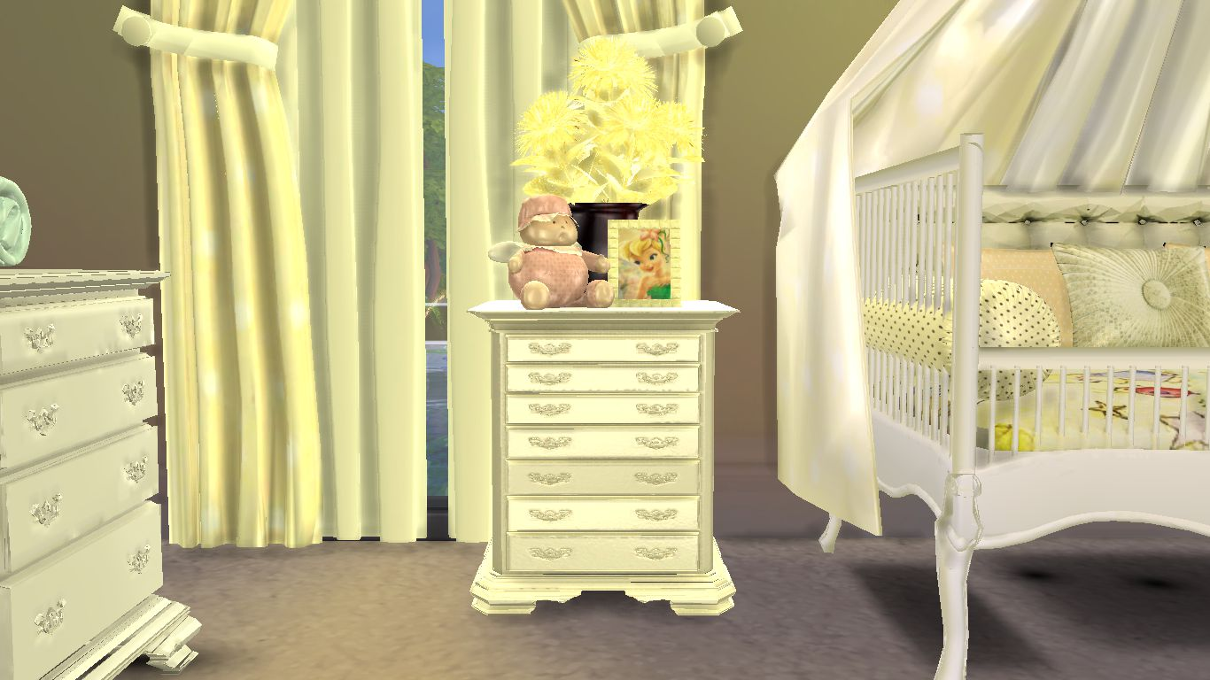 how to buy a crib on sims 3 ps3