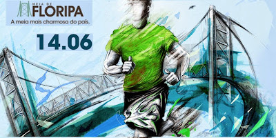 21k Media maratón de Floripa (Florianópolis, BRA, 14/jun/2015)