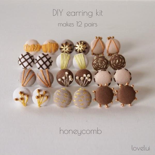 earring diy kit