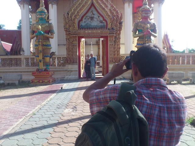 Храм Ват Банг Пра (Wat Bang Phra)