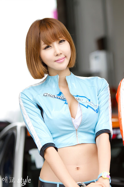 2 Choi Byeol Yee at CJ SuperRace R3 2012-Very cute asian girl - girlcute4u.blogspot.com