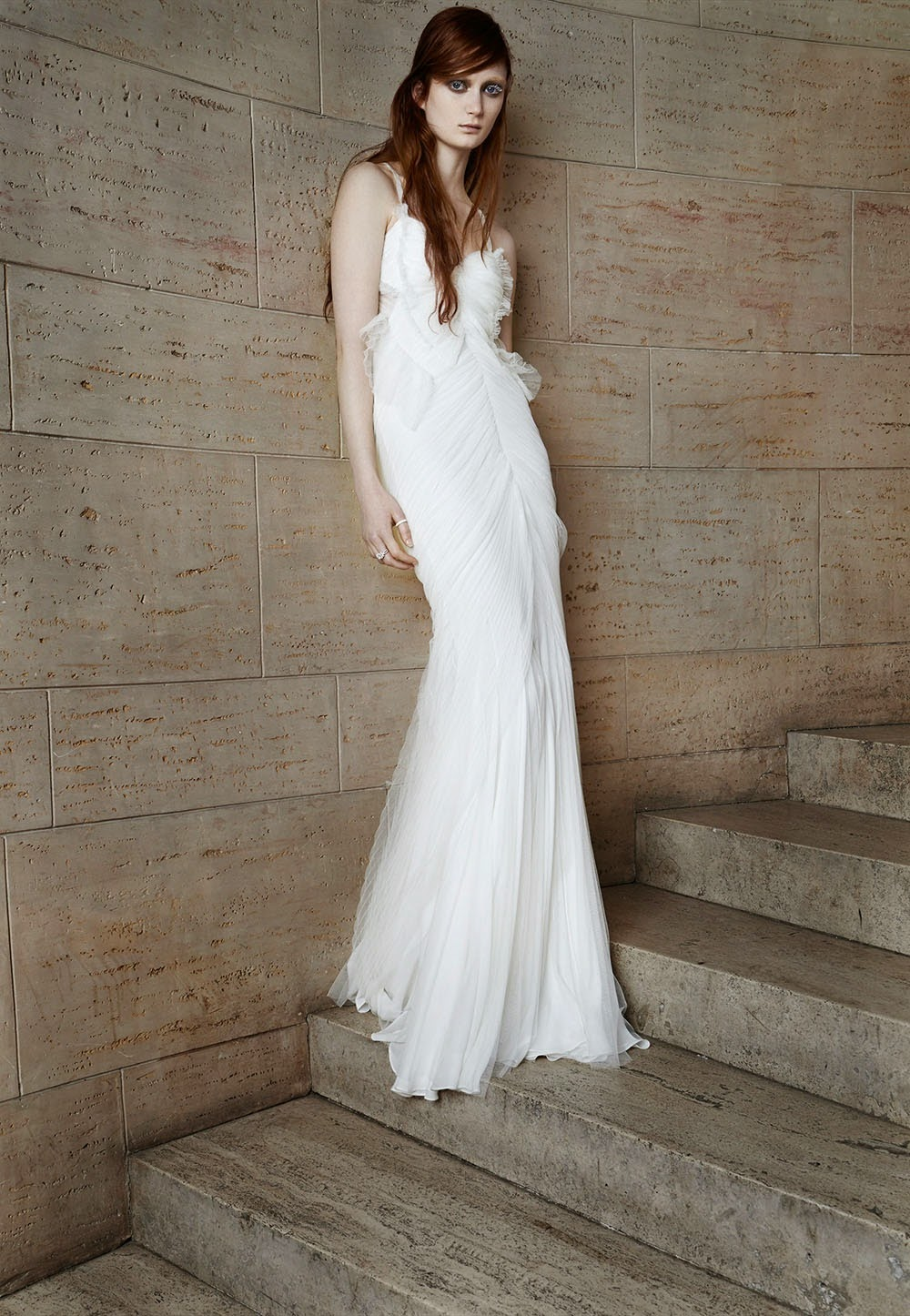 Vera wang spring 2015 wedding dresses world of bridal for Where to buy vera wang wedding dresses