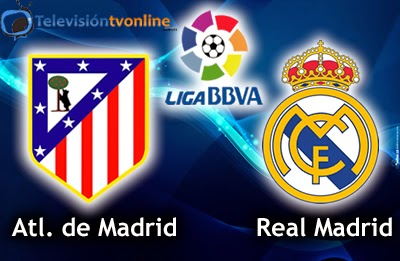 Real Madrid VS Atletico Madrid en vivo online gratis