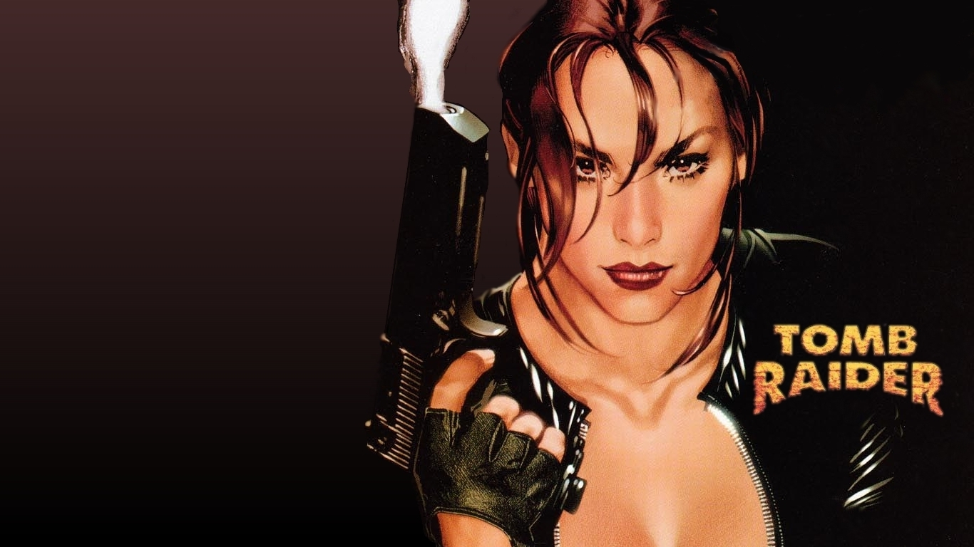 Tomb Raider HD & Widescreen Wallpaper 0.622335311541931