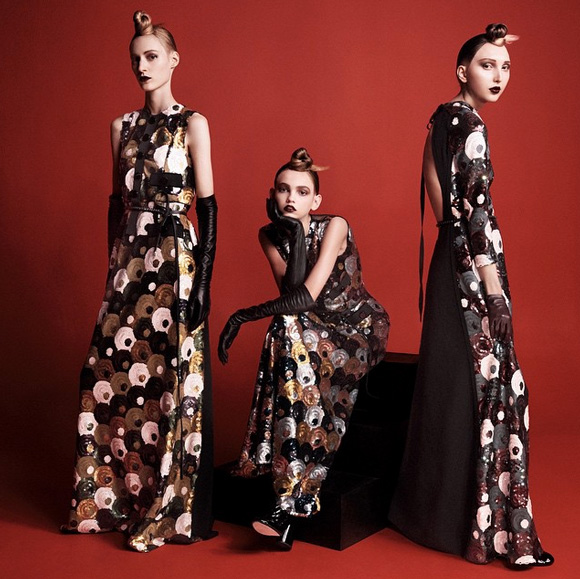 Video: Marc Jacobs FW15 Campaign Stars Talk Inspiration