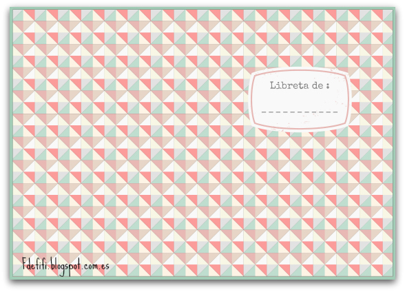 DIY cuaderno handmade + imprimible cubierta