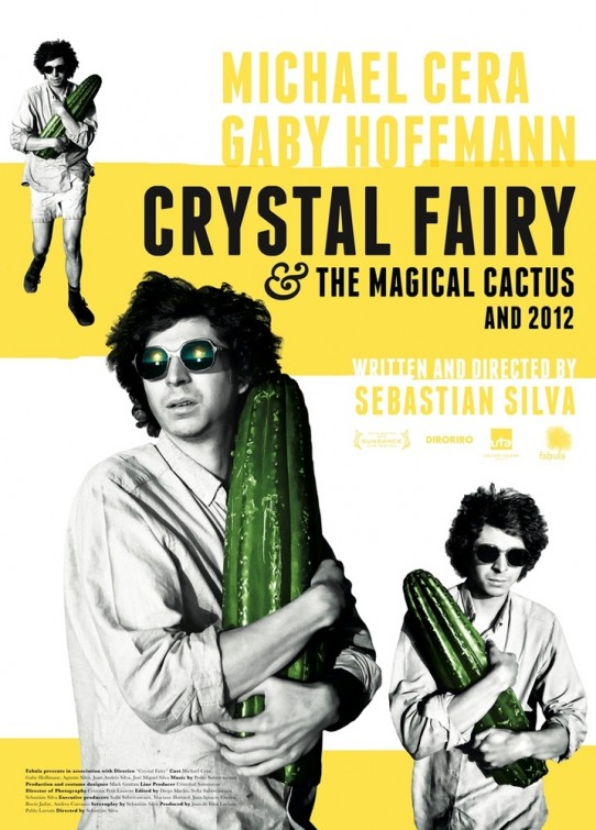 Crystal Fairy Movie