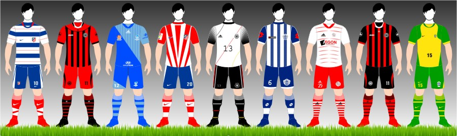 Football Kit Design Master