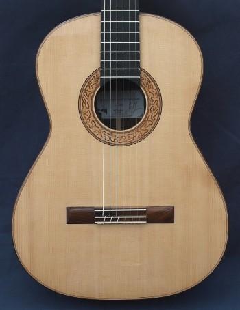 El violero prueba de guitarra mario aracama flamenca - Cocobolo granada ...