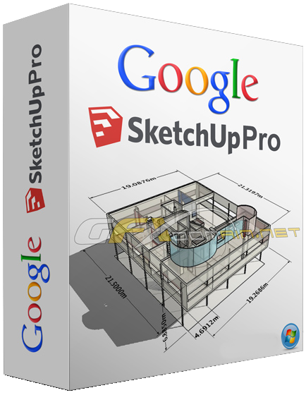 Google SketchUp Pro 2014 Full Version