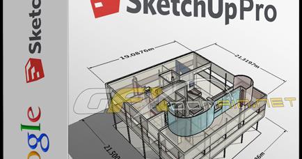 Google Sketchup Pro 2014