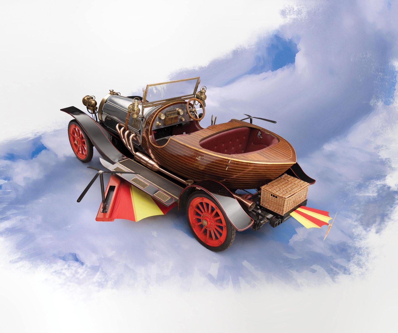 Chitty Chitty Bang Bang Car Replica Car Chitty Chitty Bang