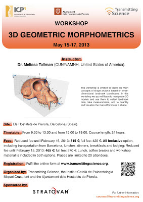 3D GEOMETRIC MORPHOMETRICS - Third Edition