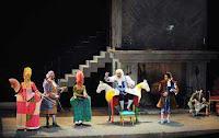 El 15 de abril de 2012 ópera para niños en el Teatro de la Maestranza de Sevilla
