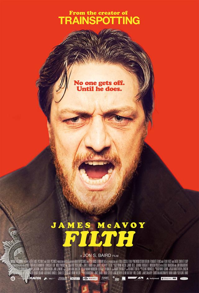 La película Filth