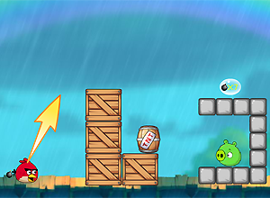Bomb Bad Piggies