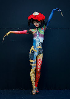Full Body Painting Festival