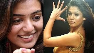 Arya behind Nazriya, Nayanthara Navel Issue