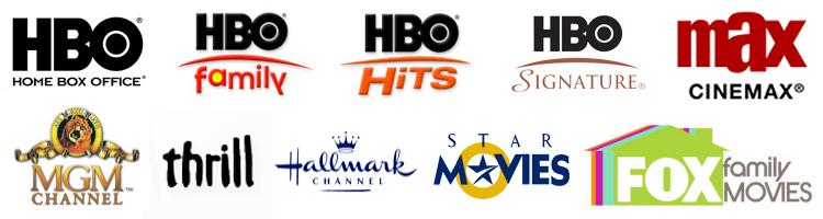 Daftar lengkap saluran khusus Movie di Indovision.