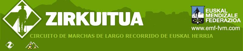 CIRCUITO DE MARCHAS DE EUSKAL HERRIA