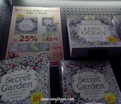 harga buku mewarna secret garden