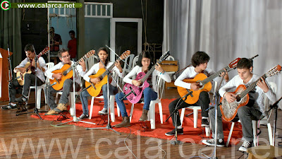 Grupo 5 de guitarra