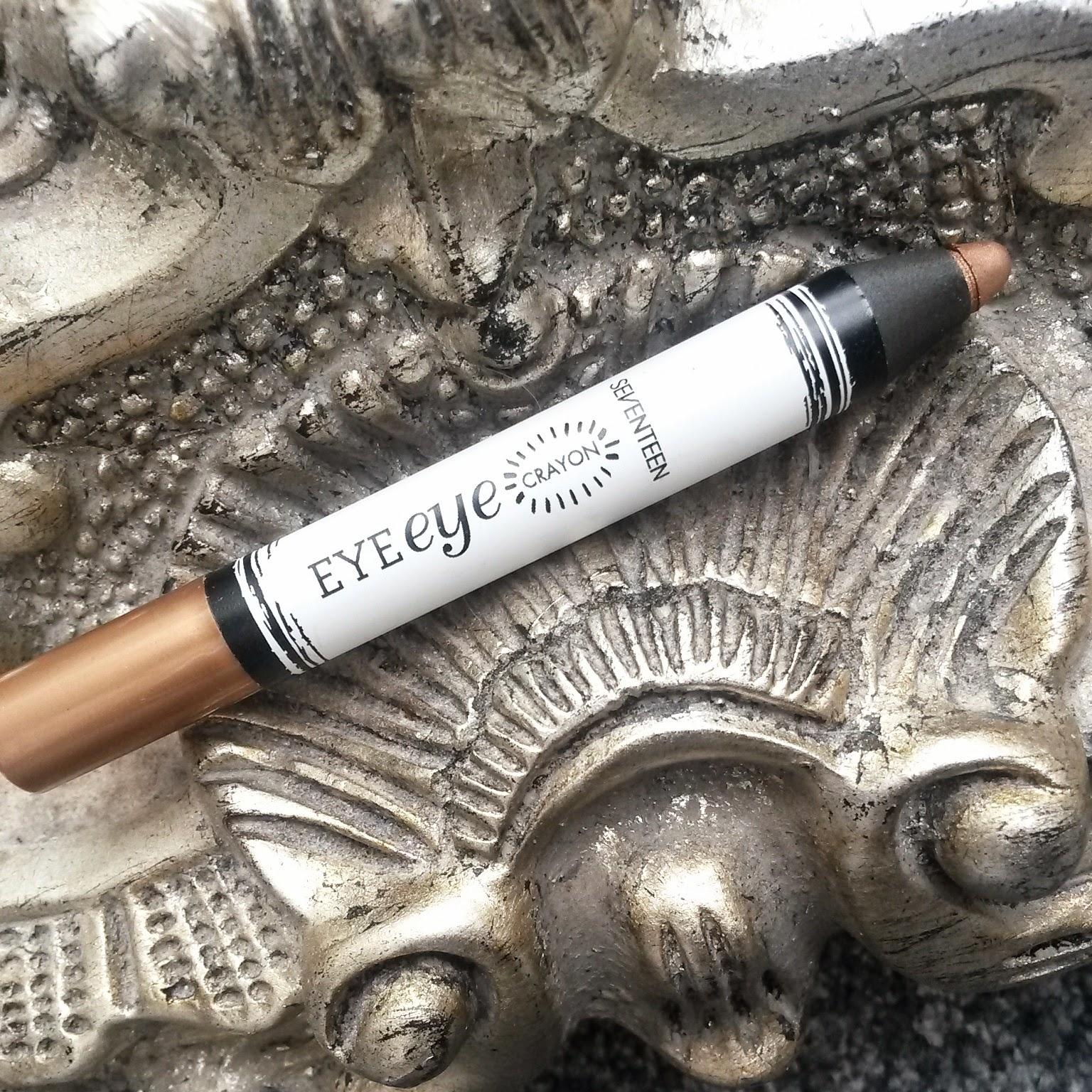 Seventeen Eye crayon Molten Metal