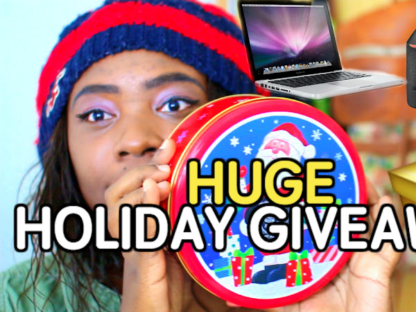 HUGE Holiday Giveaway!!