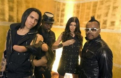 Black Eyed Peas Opening Music Academy