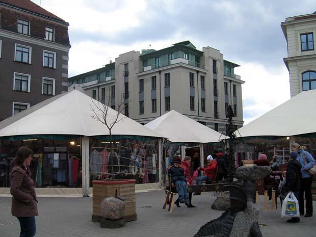 amatnieku tirdziņš Egle-2012