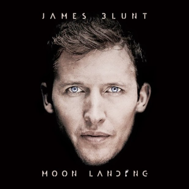 james Blunt Moon Landing Music