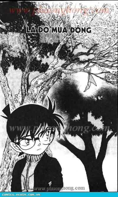Detective Conan - Thám Tử Lừng Danh Conan chap 542 page 1 - IZTruyenTranh.com