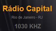 Rádio Capital/Deus é Amor do Rio de Janeiro Ao Vivo
