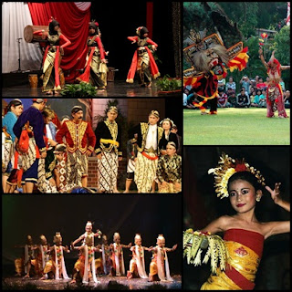 jenis jenis seni budaya indonesia