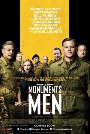 Cổ Vật Bị Đánh Cắp - The Monuments Men (2014)