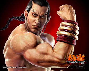 #3 Tekken Wallpaper