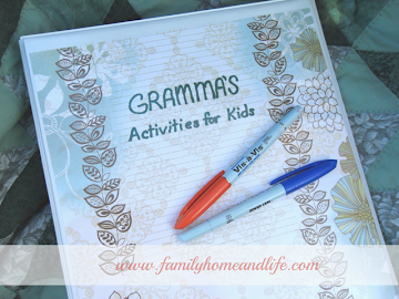 Activity Binder