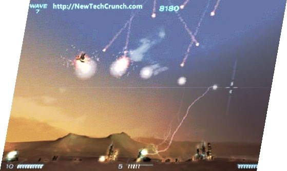 New best ipad games missile defense iphone 2012