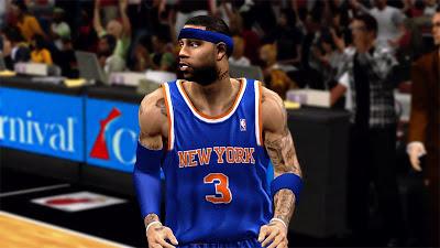 NBA 2K13 Kenyon Martin Knicks Update