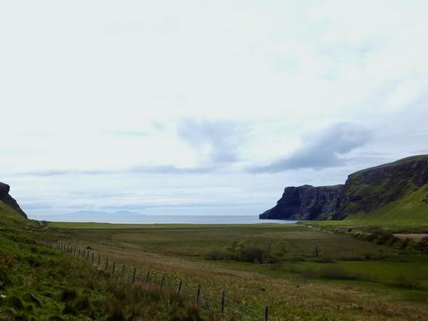 écosse scotland skye randonnée talisker bay