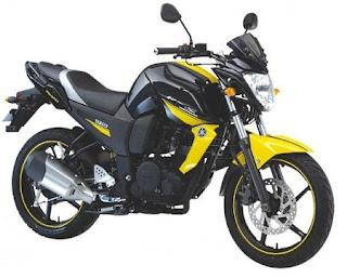 Yamaha FZ-S 150cc bike