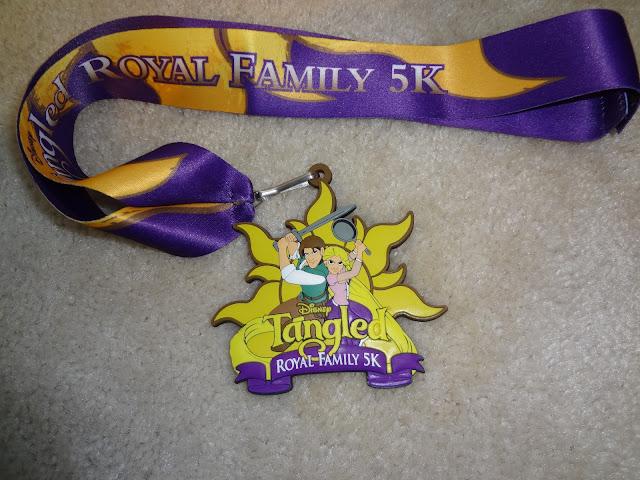 Disney medal 2012